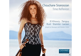 Chouchane/+ Siranossian - Time Reflexion - (CD)