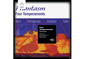 Phantasm - Four Temperaments - (CD)
