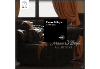 Maeve O Boyle - All My Sins - (CD)