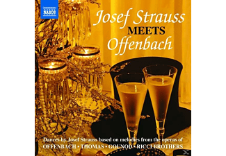 VARIOUS - Josef Strauss Meets Offenbach - (CD)