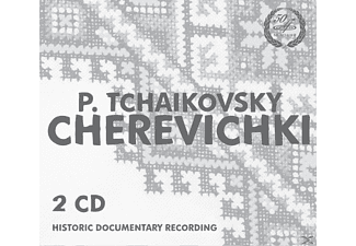 The Bolshoi Theater Choir & Orchestra, A. Shorin, - Cherevichki ( Christmas Eve) - (CD)