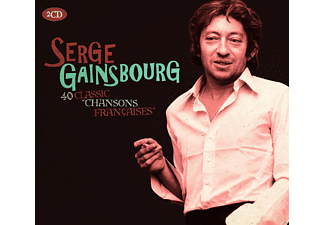 Serge Gainsbourg - Classic Chansons Francaise - (CD)