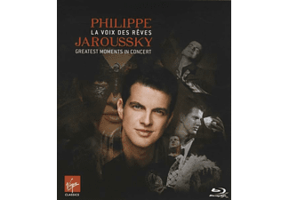 JAROUSSKY/HAIM/PLUHAR/VARIOUS - Greatest Moments In Concert [Blu-ray]