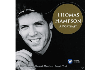 Thomas Hampson - Thomas Hampson:A Portrait - (CD)