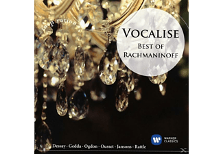 RATTLE,SIR SIMON/JANSONS,MARIS/OGDON,JOHN - Best Of Rachmaninoff [CD]