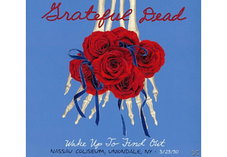 Grateful Dead - Wake Up To Find Out - Nassau Coliseum, Uniondale, NY, 3/29/1990 (CD)