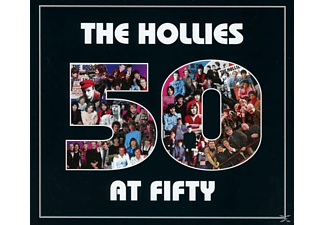 The Hollies - 50 At 50 - (CD)