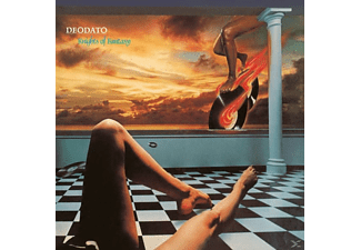 Eumir Deodato - Knights Of Fantasy - (CD)