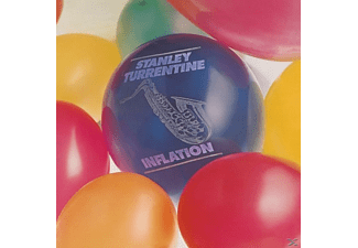 Stanley Turrentine - Inflation - (CD)