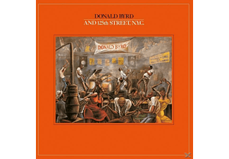 Donald Byrde - Donald Byrd And 125th Street, N.Y.C. - (CD)