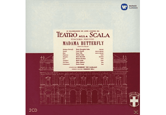 Maria Callas - Madama Butterfly (Remastered 2014) - (CD)