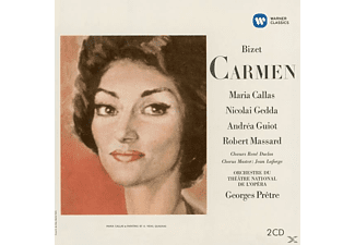 Maria Callas - Carmen 1964 (Remastered 2014) - (CD)