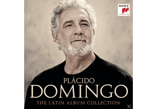 Plácido Domingo - Siempre En Mi Corazon-The Latin Album Collection [CD]