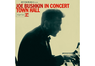 Joe Bushkin - Joe Bushin In Concert Town Hall - (CD)
