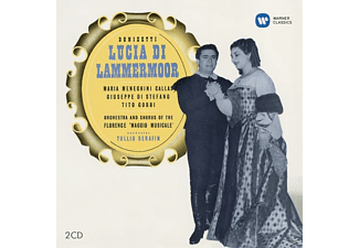 Maria Callas - Lucia Di Lammermoor 1953 (Remastered 2014) [CD]