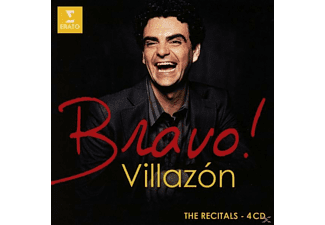 Rolando Villazon - Bravo! Villazón (The Recitals) [CD]