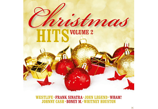 VARIOUS - Christmas Hits, Vol.2 [CD]