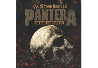 Pantera - Far Beyond Bootleg:Live From Donington '94 - (Vinyl)