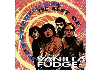 Vanilla Fudge - Psychedelic Sunday-Best Of - (CD)