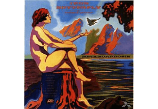 Iron Butterfly - Metamorphosis (CD)