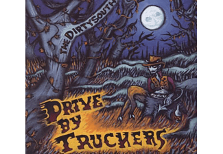 By Truckers, Drive-by Truckers - The Dirty South [CD]