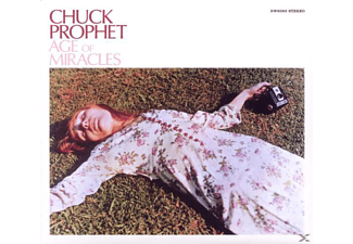 Chuck Prophet - Age Of Miracles [CD]