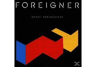 Foreigner - Agent Provocateur - Remastered (CD)