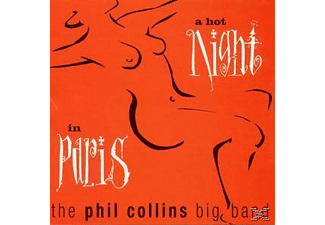 Phil Collins - A Hot Night in Paris (CD)