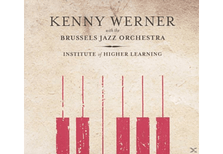 Werner, Kenny / Brussels Jazz Orchestra, The - Institute Of Higher Learning - (CD)