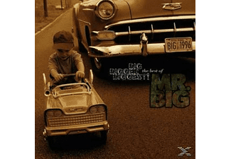 Mr.Big - Big, Bigger, Biggest! - The Best of Mr. Big (CD)