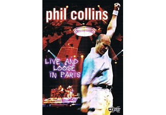 Phil Collins - In Paris: Live & Loose (DVD)