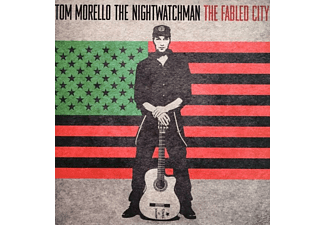 The (tom Morello) Nightwatchman - The Fabled City [Vinyl]
