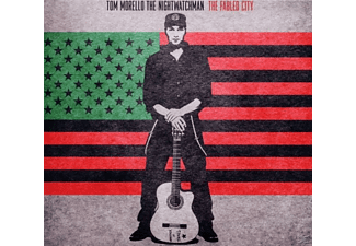 The (tom Morello) Nightwatchman - The Fabled City - (CD)