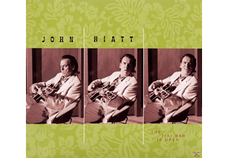 John Hiatt - The Tiki Bar Is Open - (CD)