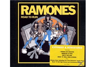 Ramones - Road To Ruin - Expanded & Remastered (CD)