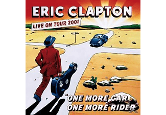 Eric Clapton - One More Car, One More Rider (CD)