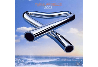 Mike Oldfield - Tubular Bells 2003 (CD)