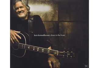 Kris Kristofferson - Closer To The Bone [CD]