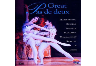 VARIOUS - Great Pas De Deux - (DVD)