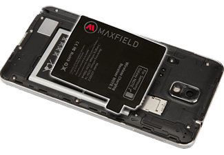 maxfield wireless charging receiver f r samsung galaxy note 2 ladekabel ladestationen media. Black Bedroom Furniture Sets. Home Design Ideas