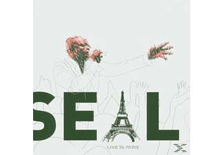 Seal - Live In Paris (CD + DVD)