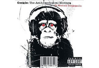 Meshell Ndegéocello - Cookie-The Anthropological Mix [CD]