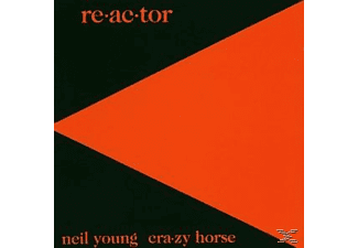 Neil Young & Crazy Horse - Re-ac-tor (CD)