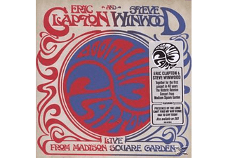 Steve Winwood - Live From Madison Square Garden (CD)