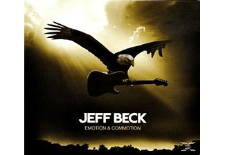 Jeff Beck - Emotion & Commotion - Limited Deluxe Edition (CD + DVD)