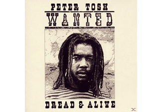 Peter Tosh - Wanted Dread And Alive [CD]