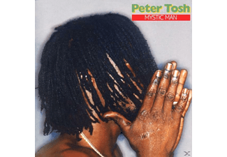 Peter Tosh - Mystic Man - (CD)