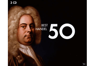 VARIOUS - 50 Best Händel [CD]