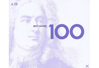 VARIOUS - 100 Best Händel [CD]