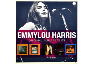 Emmylou Harris - Original Album Series [CD]